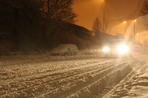 Winterreifen sind pflicht bei Schnee (Foto: Archiv/chs)