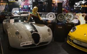 Volle Hallen auf der Essen-Motorshow (Foto: Archiv/reg)