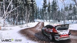 WRC 5 Solberg in Schweden (Screenshot: DELASOCIAL GmbH)