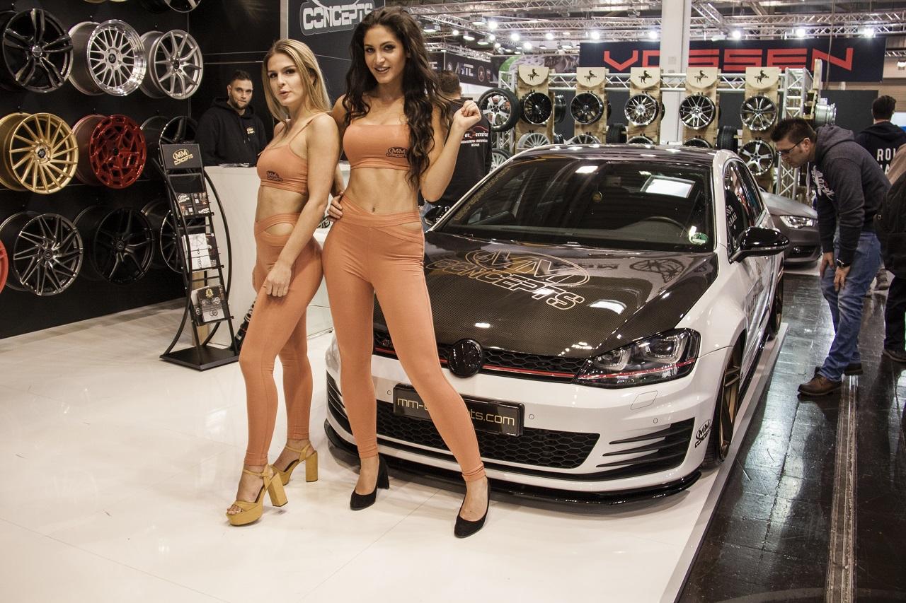 Nicht nur schöne Autos auf der Essen Motorshow (Foto: reg/Archiv)